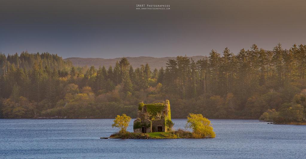Connemara island